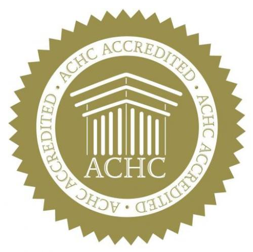 Accreditation Commission for Healthcare logo